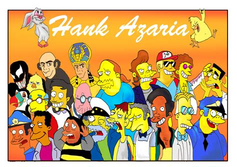 silly simpsons nerds voices and fan artthe simpsons hank azaria simpsons voices moe simpsons book covers