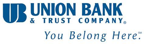 ubt bank union bank trust company hsa search