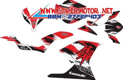 Striping Honda Revo Fit V2 striping motor fi 250 hayabusa v2 stikermotor net