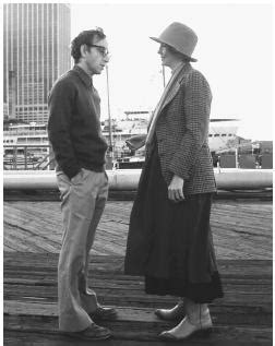 Annie Hall - Film (Movie) Plot and Review - Publications