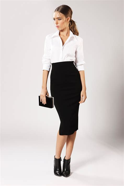 Bc408 Semi Knit Shirt With Tutu Skirt pencil skirt is use suitable for work or to look