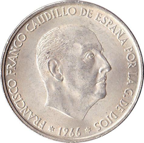 franco caudillo de espana 8466337482 100 pesetas franco espagne numista