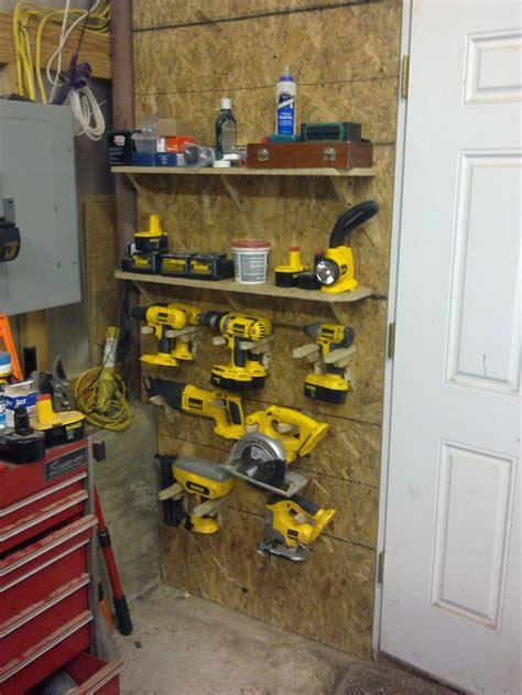 Power Tool Storage Garage Journal Best 20 Power Tool Storage Ideas On