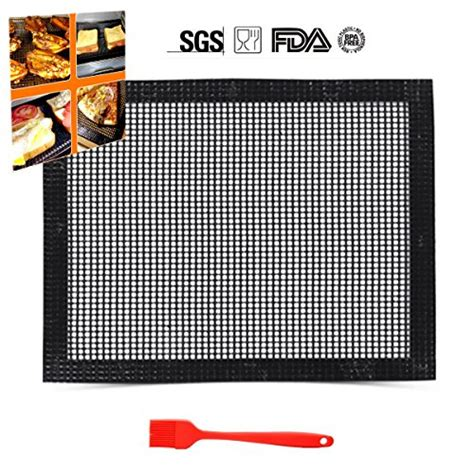 How To Pass The Mat by Grill Mat Bbq Tool Mesh Grill Mat That Allows Smoke To