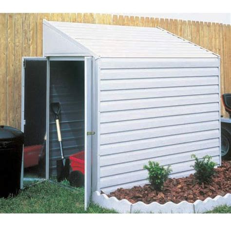 Best Place To Buy Shed by Best Buy Arrow Yardsaver Shed 4 X 7 On Sale Outdoor