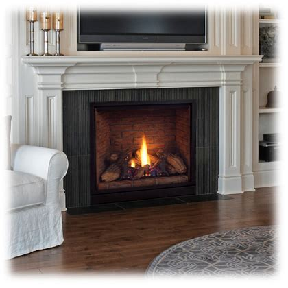 how to clean gas fireplace logs monessen belmont 36 quot clean direct vent signature