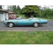 Find Used 1968 Impala SS427 Convertible S Match Runs