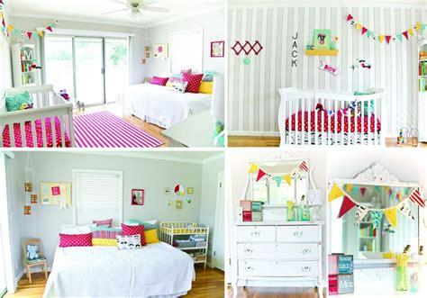 decoração quarto infantil compartilhado quarto compartilhado entre o casal e o beb 234