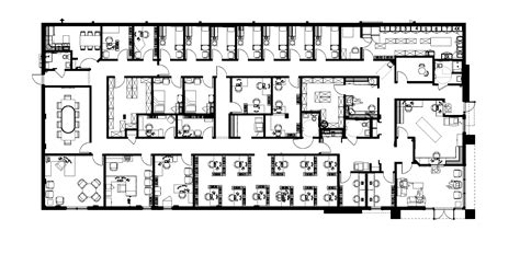 research center floor plan palm research center david porter associates