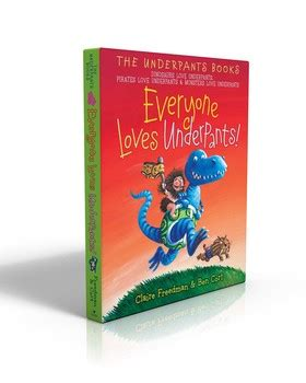 everyone loves underpants a everyone loves underpants book by claire freedman ben cort official publisher page simon