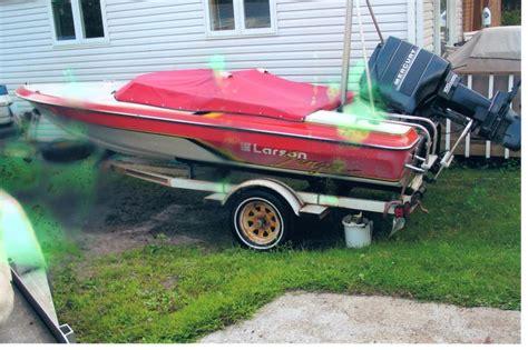 larson boats vancouver 16ft larson senza ski boat gloucester ottawa