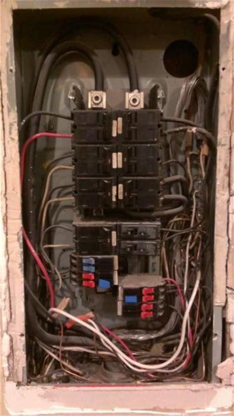 wiring   panel doityourselfcom community forums
