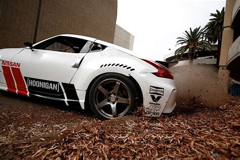hoonigan nissan nissan and hoonigan s black friday has two 1 000 hp cars