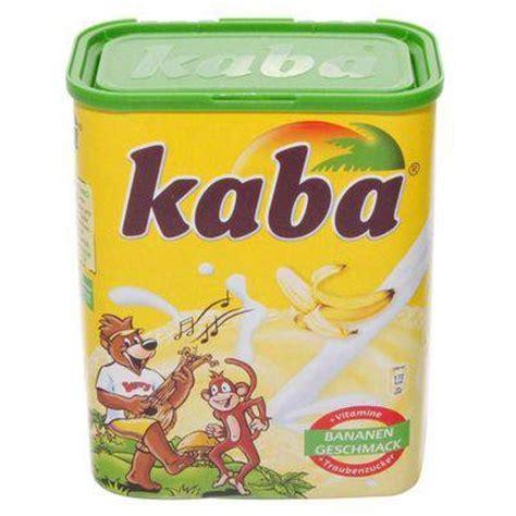 Kaba Strawberry Milk kaba banane banana milk drink 400g original from