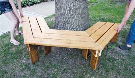 bench around tree plans 25 best ideas about build a bench on pinterest diy wood