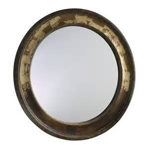 Round Mirror Cyan Design 32 Inch Montana Round Wall Mirror Efurniture