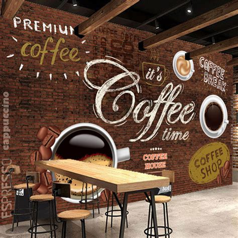 gambar keren  dinding cafe gambar keren