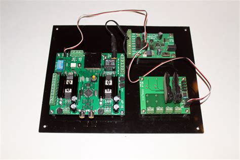 building  animatronic prop controller dummies