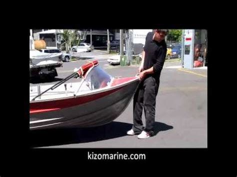 boat with wheels video build a boat dolly part 1 of 2 doovi