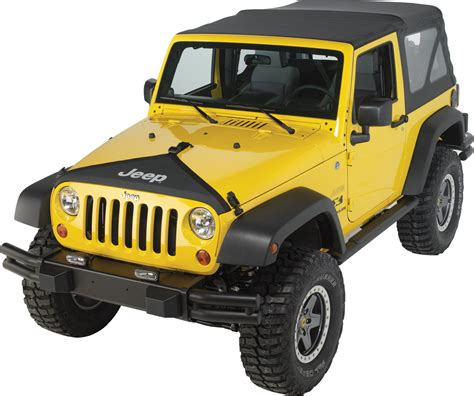 mopar jeep logo mopar hood cover with jeep logo for 07 18 jeep wrangler jk