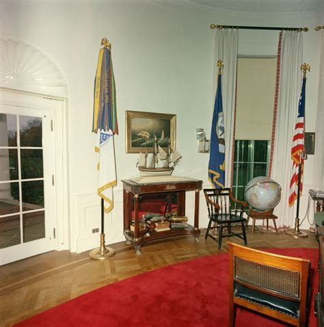 redecorated oval office state funeral of president kennedy white house redecorated oval office with president kennedy