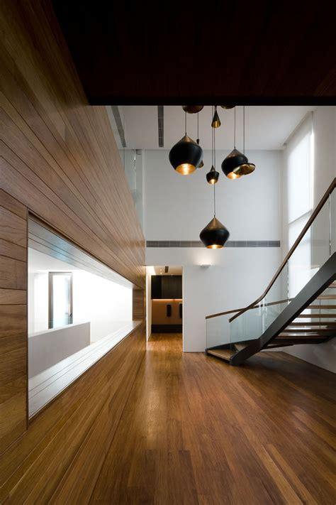 metallic exterior meets modern interiors  singapores