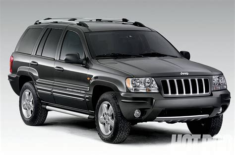 cherokee jeep 2004 2004 jeep grand cherokee reviews and rating motor trend