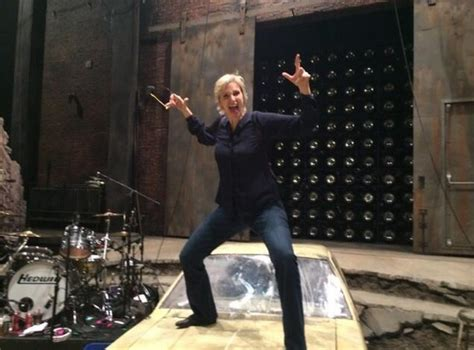 andrew and the angry inch hedwig twitter watch jane lynch visits hedwig and the angry inch