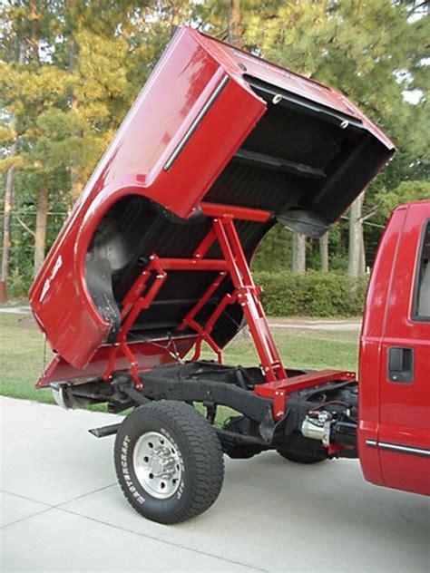 pickup dump bed kit toyota truck bed dump kit