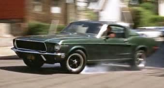 Ford Bullitt Ford Mustang Driven By Steve Mcqueen In Bullitt Allegedly