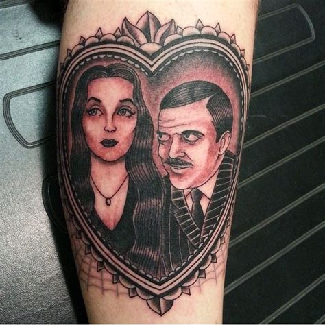 morticia addams tattoo 206 best images about the family on