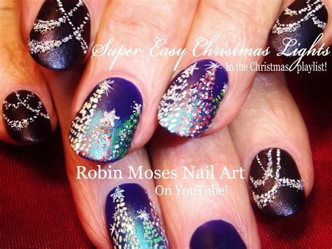 lights nail designs robin moses nail easy lights nail