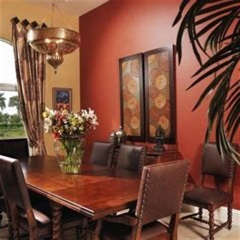 bold dining room colors bold color accent wall in dining room quaker ridge interior ideas
