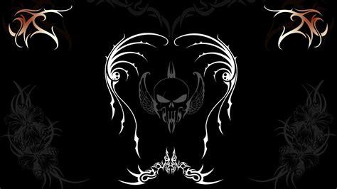 skull hd 1920x1080 walldevil