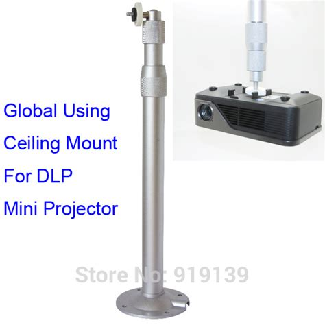 Ceiling Mount Bracket For Projector by Aliexpress Buy New Aluminum Alloy Universal Ceiling
