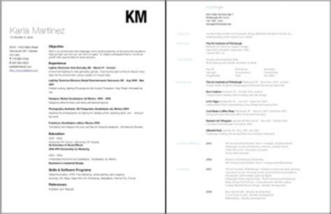 visually appealing resume prints patterns pr