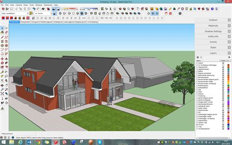 Sketches Up by Show Us The Way You Sketchup Set Up On Your Computer