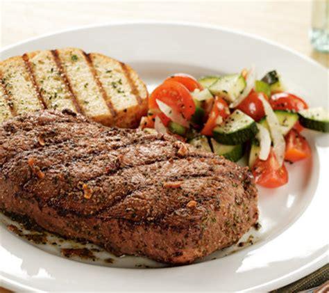 6 oz sirloin steak olive garden kansas city 8 6 oz top sirloin steaks page 1 qvc