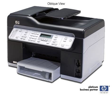 Hp Ppm Documentation by Hp Officejet Pro L7580 All In One Color Inkjet Network Printer Up To 4800 Dpi Up To 35 Ppm At