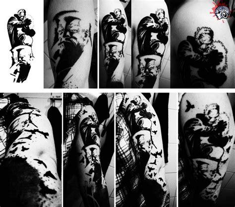 tattoos a sin city