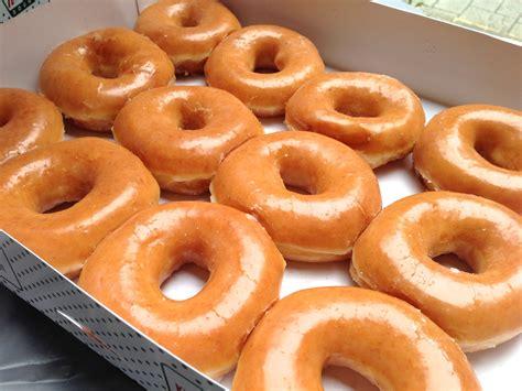 krispy kreme donuts krispy kreme hungrymaneats