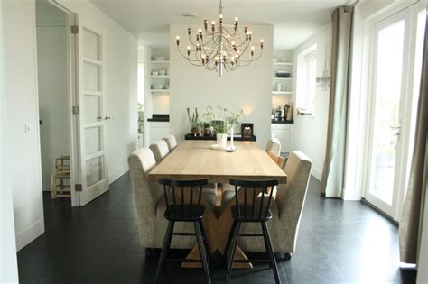 Houzz Dining Rooms my houzz sophisticated family home breathes scandinavian