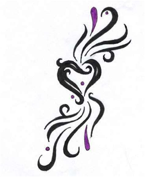 little heart tattoo designs cr tattoos design small designs