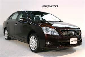 new cars for 2013 toyota world vehicles new toyota premio car for 2013