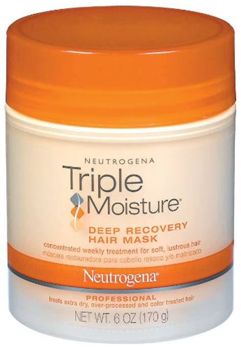 Review Neutrogena Moisture Hair Mask by Neutrogena Moisture Recovery Hair Mask 6