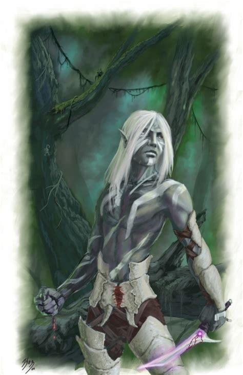 www drow drow druid the neverwinter vault