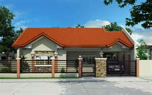 Bungalow House Design bungalow house phd 2015016 pinoy house designs