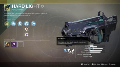 light destiny 2 ranking the 10 best weapons in destiny 2 so far