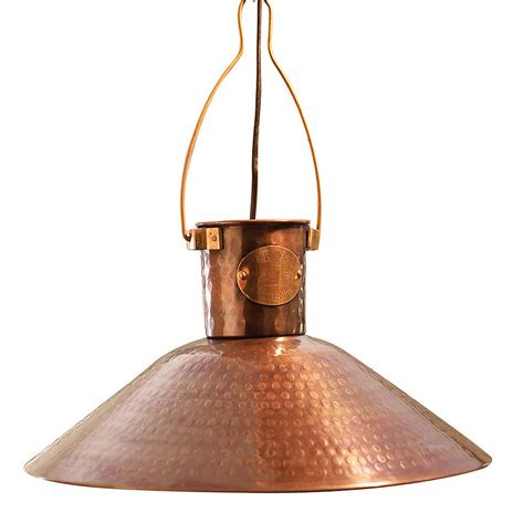 Copper Pendant Lighting Copper Pendant Light By Country Lighting Notonthehighstreet