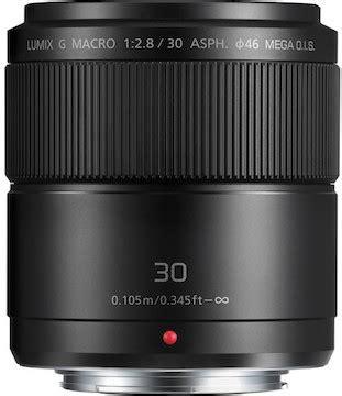 lensrentals.com rent a panasonic 30mm f/2.8 ois macro